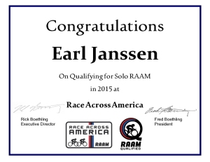 Earl Janssen - RQ crt
